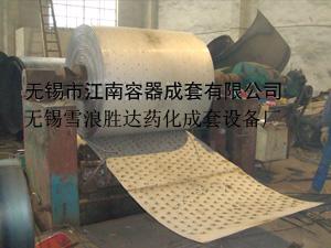 螺旋板换热器专用卷床